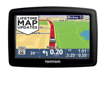 "TomTom Start 50M 5"" GPS with Lifetime Map Updates $60 + Free In-Store Pick Up"