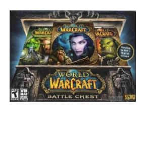 World of Warcraft Battle Chest (PC) $5