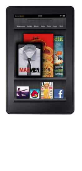"8GB Kindle Fire 7"" WiFi Tablet (Pre-Owned D01400) $70"