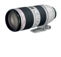 [**DEAD/OOS**](Canon Store) EF 70-200mm f/2.8L IS II USM Refurbished - $1,699.32