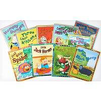 Groupon Deal: Set of 10 Classic Nursery Tales Books for $19.99 with free shipping