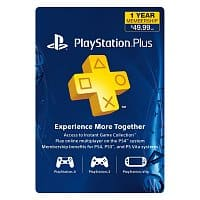 Groupon Deal: 1-Year PlayStation Plus Membership