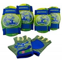 Amazon Deal: Schwinn Toddler Sport Pad Set: Knee Pads, Elbow Pads and Gloves