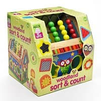 Kohls Deal: Alex Jr. Woodland Developmental Toys: Bop & Roll, Busy Triangle or Sort & Count