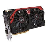 Newegg Deal: MSI Radeon R9 280 3GB 384-Bit GDDR5 Video Card + 3 Select AMD Gold Games