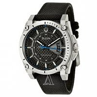 Ashford Deal: Men's Bulova Watch Sale: Precisionist Champlain Watch $168, Marine Star Watch
