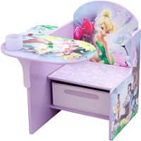 Walmart Deal: Disney TinkerBell Fairies Desk & Chair with Storage Bin