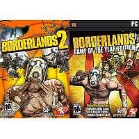 Newegg Deal: Borderlands 2 + Borderlands: GOTY Bundle (PC Digital Download)