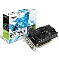 TigerDirect Deal: MSI GeForce GTX 750 Ti OC 2GB GDDR5 Video Card