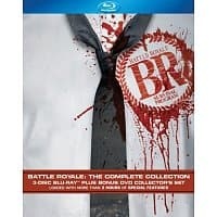 Amazon Deal: Battle Royale: The Complete Collection (Blu-ray)
