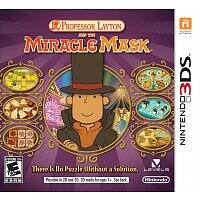 GameStop Deal: Professor Layton and the Miracle Mask (3DS) or Paper Mario Sticker Star (3DS)