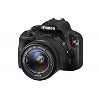 Canon Deal: Canon EOS Rebel SL1 DSLR Camera (Refurbished): Body Only $340, w/ 18-55mm STM Lens