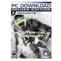 Newegg Deal: Tom Clancy's Splinter Cell Blacklist Deluxe Edition (PC Digital Download)