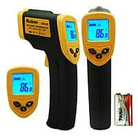 Amazon Deal: Nubee Non-Contact Infrared Digital Thermometer w/ Laser Sight