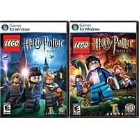 Newegg Deal: LEGO Harry Potter Complete Pack: Years 1-7 (Online Game Codes)