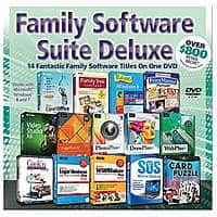 TigerDirect Deal: Family Software Suite Deluxe (DVD)