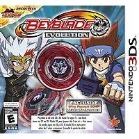 Newegg Deal: Beyblade: Evolution Collector's Edition w/ Wing Pegasus (3DS)