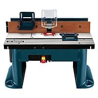 Amazon Deal: Bosch Benchtop Router Table