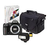 Adorama Deal: Pentax K-50 DSLR Bundles: K-50 DSLR Body + $50 Gift Card