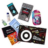 Target Deal: Target College Essential Care Package: For Him or Her