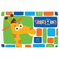 eBay Deal: $100 Toys R Us Gift Card