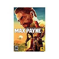 Newegg Deal: PC Download Games: Max Payne 3 $4.25, Grand Theft Auto III