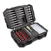Sears Deal: 54-Piece Craftsman Driving Set