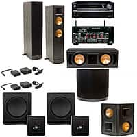 Acoustic Sound Design Deal: Klipsch RF-82II 5.2-Channel Home Theater System
