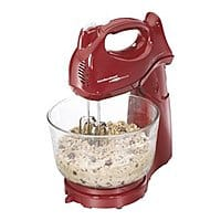 Walmart Deal: Hamilton Beach Power Deluxe 6-Speed 4-Quart Stand Mixer