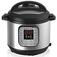Rakuten (Buy.com) Deal: 6-Quart Instant Pot 7-in-1 Programmable Pressure Cooker (3rd Gen)