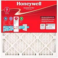 Home Depot Deal: 45% off select Honeywell Air Filters: 4-Pack Honeywell Allergen Plus Pleater FPR 7 Air Filters $22.99  + Free Shipping at Home Depot