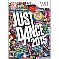 Amazon Deal: Just Dance 2015 (Wii/Wii U, Xbox One/360, PS3/PS4)