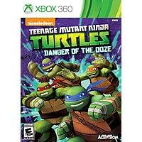 Amazon Deal: Teenage Mutant Ninja Turtles: Danger of the Ooze (Xbox 360, PS3, 3DS)