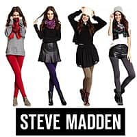 GearXS Deal: Steve Madden Women's Fleece-Lined Footless Leggings