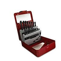 Kmart Deal: 21-Piece Craftsman Drill Bit Set (Black Oxide)
