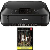 BuyDig Deal: Canon PIXMA MG5620 Wireless All-in-One Printer + Adobe LR5