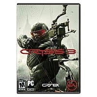 Amazon Deal: Crysis 3 (PC Digital Download)