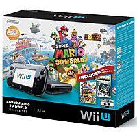 eBay Deal: 32GB Nintendo Wii U Deluxe Set w/ Super Mario 3D World & Nintendo Land