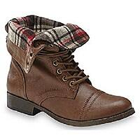 Sears Deal: Sears Coupon for Extra 25% off 2-Pairs Women's & Kids' Footwear: SM New York Boot