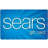 eBay Deal: Sears Gift Cards: $200 Gift Card $175 or $100 Gift Card