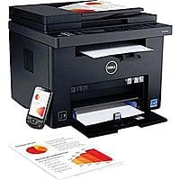 Staples Deal: Dell C1765nfw Color Laser Multifunction Printer