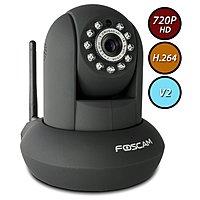 eBay Deal: Foscam FI9821W V2 720p Wireless IP Surveillance Camera (black/white): 2 for $130