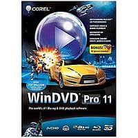 Newegg Deal: Corel WinDVD Pro 11 or WinZip 18.5 Standard, CyberLink PhotoDirecto 6 Deluxe