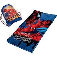 Walmart Deal: Disney Sleeping Bag + Sling Bag Set: Spider-Man, Cars 2, Sofia The First, Minnie
