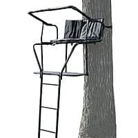 Home Depot Deal: 2-Person Buffalo Outdoor Metal Tree Stand/Ladder