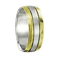 Tanga Deal: 3x Stainless Steel Men's Rings (various styles)