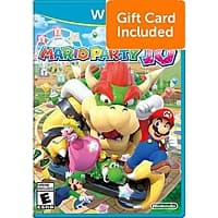 Dell Home & Office Deal: Mario Party 10 Pre-Order (Wii U) + $25 Dell eGift Card
