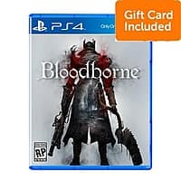 Dell Home & Office Deal: Bloodborne Pre-Order (PS4) + $25 Dell eGift Card