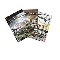 Amazon Deal: Civilization Complete Pack: Civ III, IV, V (PC Digital Download)