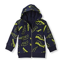 Children's Place Deal: The Children's Place Friends & Family Sale: 30% off Everything (no exclusions): Infant/Toddler Zip-Up Hoodie $3.35 and much more + Free Shipping